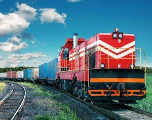vận chuyển hàng hóa bằng đường sắt - Hương Lan