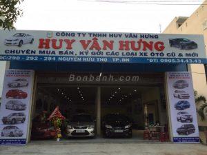 Huy Văn Hùng địa chỉ mua, bán xe ô tô cũ uy tín tại Đà Nẵng