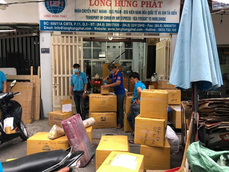 Long Hưng Phát - đơn vị chuyển phát nhanh Sài Gòn uy tín