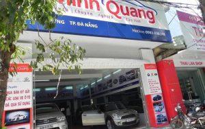 Minh Quang - đơn vị bán xe ô tô cũ tại Đà Nẵng uy tín