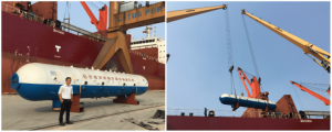 Công ty Vận chuyển hàng hóa Project Shipping
