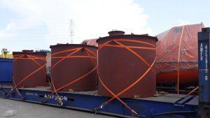 công ty vận tải Project Shipping Việt Nam