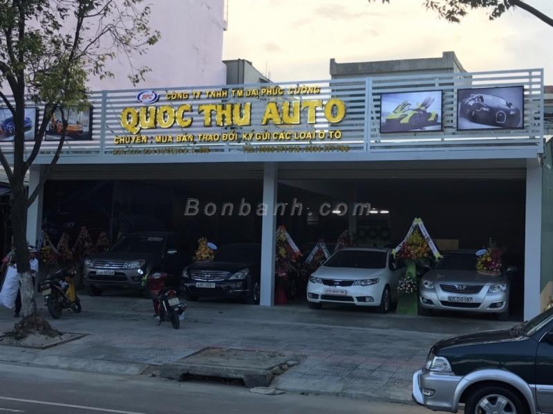 mua bán xe ô tô cũ tại Đà Nẵng Quốc Thu