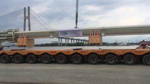 TGK Trans đơn vị vận tải xe siêu trường siêu trọng