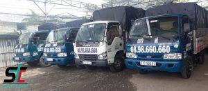 thuê xe tải chở hàng đi tỉnh tại Thành Công
