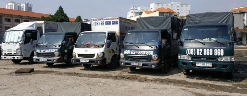 taxi tải giá rẻ Thành Phương