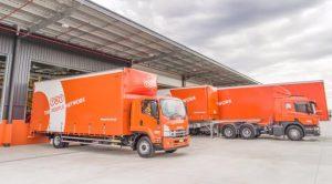 công ty vận tải quốc tế TNT