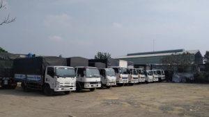 dịch vụ vận tải hàng hóa Bắc Nam - Trường An