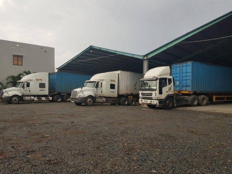 Vận tải Bình Dương - công ty vận chuyển hàng hóa trong nước
