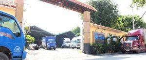 công ty logistics vận tải Á Châu