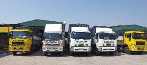 vận tải Bắc Nam - chành xe gửi hàng đi Cà Mau uy tín