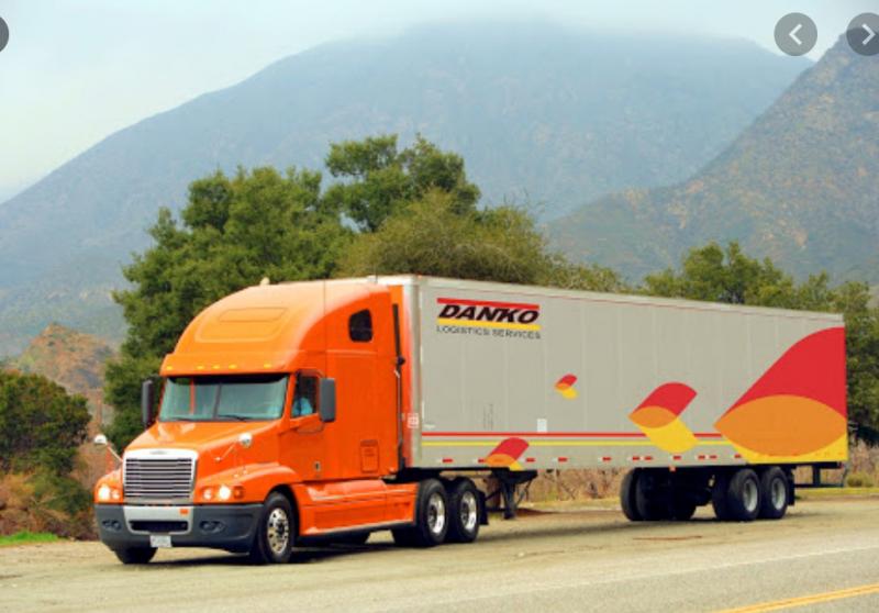 công ty vận tải Danko