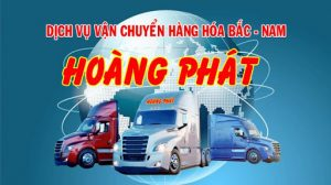 vận chuyển hàng hóa Hoàng Phát