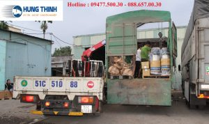 vận tải Hưng Thịnh chuyên gửi hàng từ Sài Gòn về Biên Hòa
