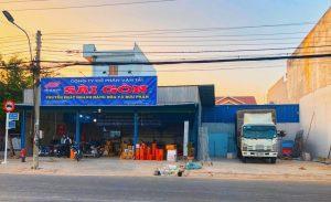 chành xe Bình Dương công ty vận tải Sài Gòn