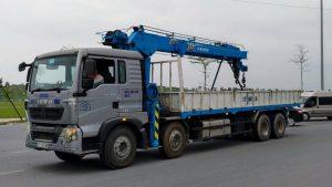 xe cẩu Thành Đạt tại Hải Phòng