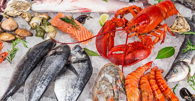 cách vận chuyển hải sản sống