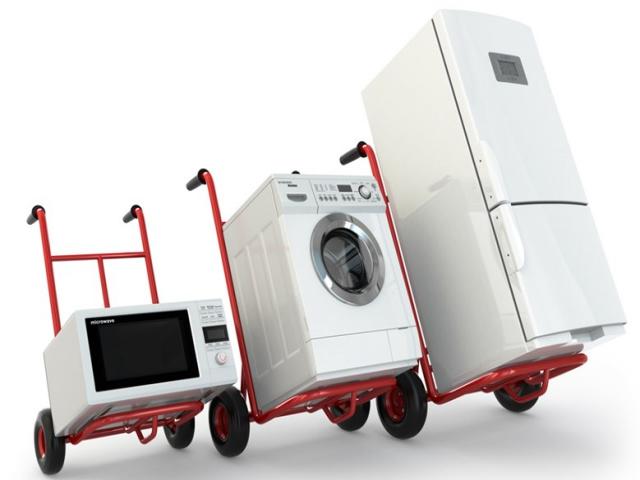 cách vận chuyển máy giặt đi xa an toàn