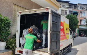 SG Moving đơn vị đã có nhiều năm kinh nghiệm chuyển nhà