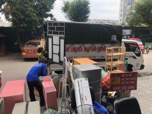 chuyển nhà trọn gói quận 2 Viet Moving