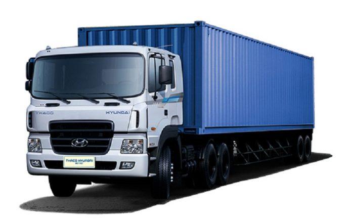 container 20 fett chở được bao nhiêu tấn