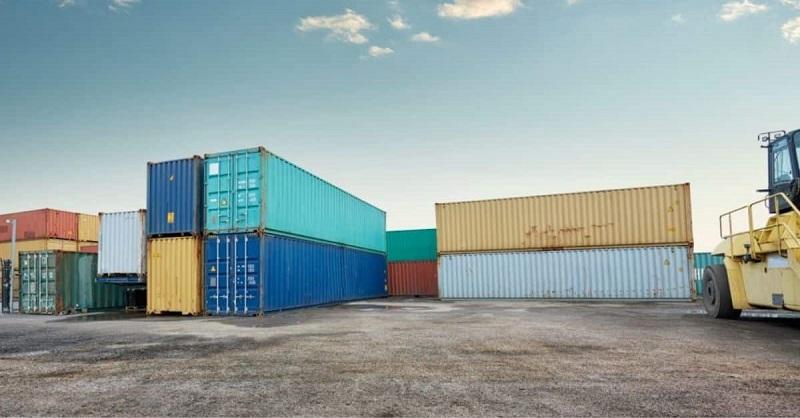 container 40 feet chở được bao nhiêu tấn hàng hóa