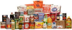 đóng gói bao bì sản phẩm và thực phẩm khô