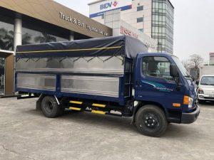 lựa chọn kích thước, trọng tải phù hợp với nhu cầu vận chuyển hàng