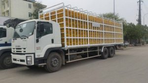 phương tiện vận chuyển gia súc cần phải đáp ứng theo đúng quy định