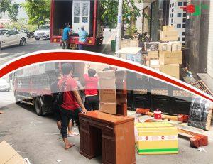 SG Moving đơn vị chuyển nhà trọn gói uy tín