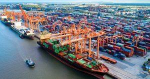 tìm vị trí container cảng Hải Phòng