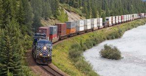 giá cước vận chuyển đường sắt