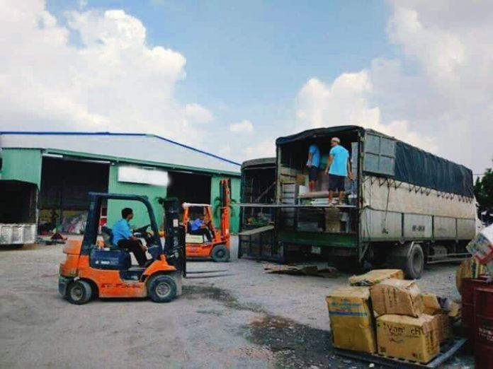 vận chuyển hàng hóa cần giấy tờ gì?
