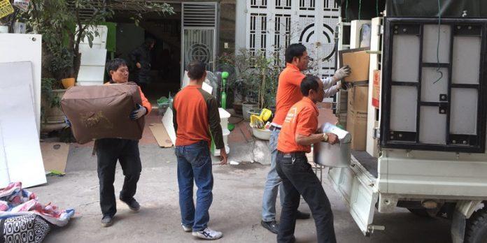 dịch vụ chuyển nhà quận 6
