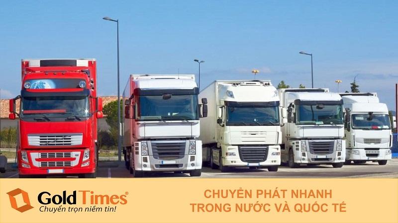 GoldTime Post đơn vị vận tải Đà Nẵng uy tín - hình ảnh từ website goldtimes.vn