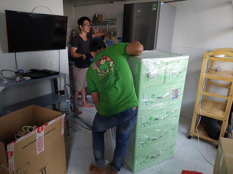 Hailua Moving