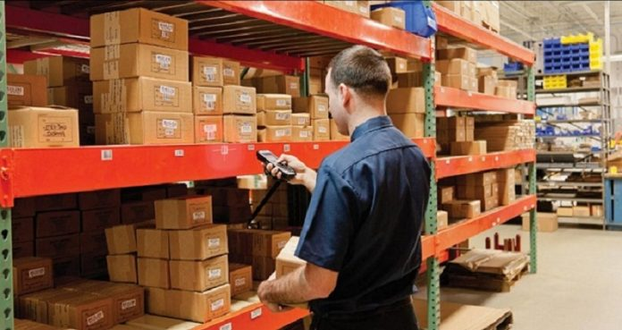 quy trình quản lí hàng tồn kho