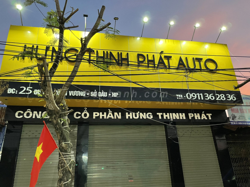 Hưng Thịnh Auto Hải Phòng