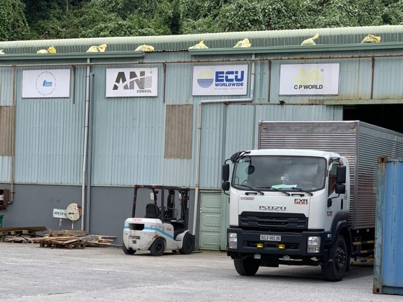 công ty vận tải Đà Nẵng kyhaty - hình ảnh từ website vantaidanang.com
