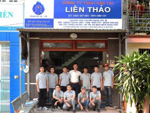 Cho thuê xe tải chở hàng – Công ty TNHH Vận Tải Liên Thảo