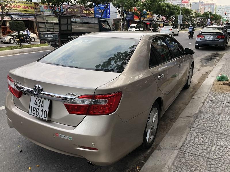 ô tô cũ Hà Nội - Ngọc Anh