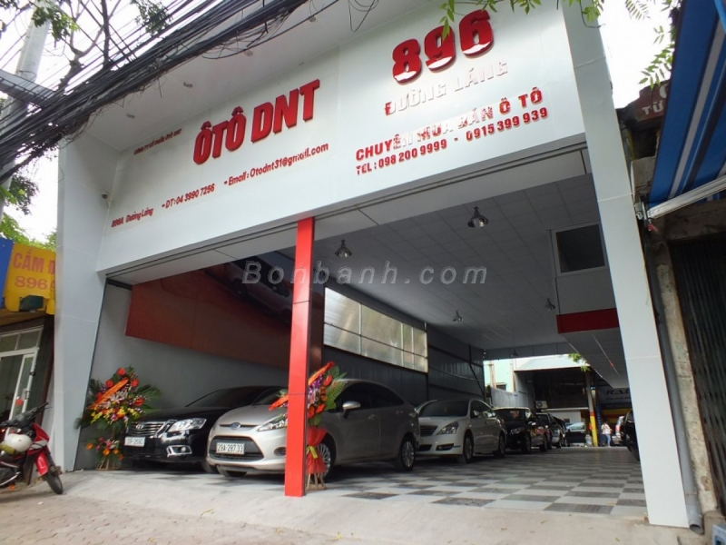 DTN - đơn vị bán xe ô tô cũ Hà Nội uy tín