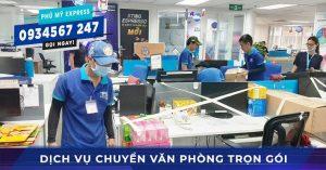 Phú Mỹ Express cung cấp dịch vụ chuyển nhà tphcm giá rẻ