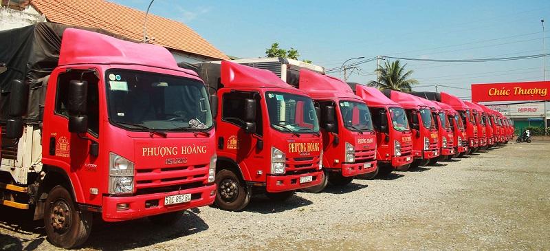 chành xe Phượng Hoàng gửi hàng từ TPHCM đi Sóc Trăng giá rẻ