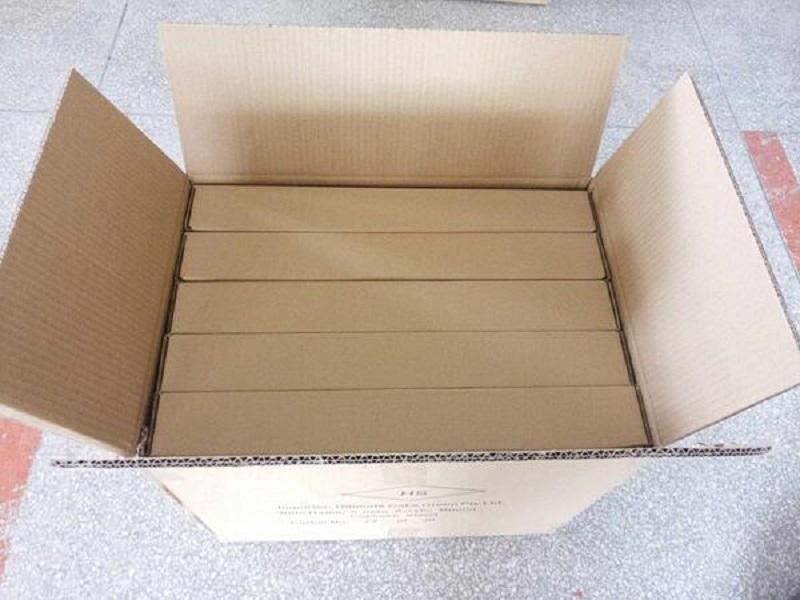 tiêu chuẩn thùng carton đóng gói hàng may mặc