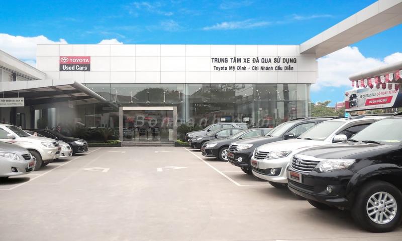 Toyota Mỹ Đình, chi nhánh Cầu Diễn - Hà Nội