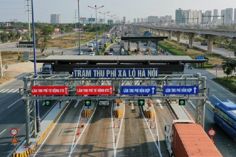 Tuyền hành lang xe tải nặng được phép lưu thông