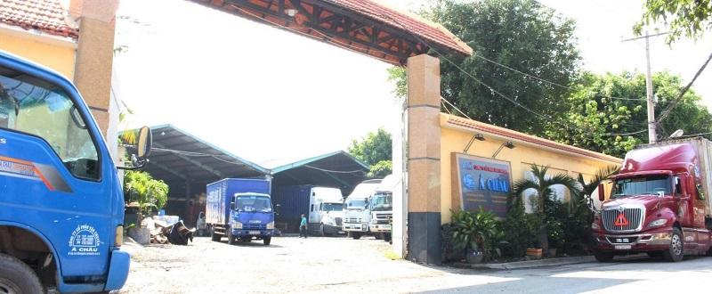 Công ty Á Châu không ngừng đổi mới, nâng cấp đội xe vận chuyển - hình ảnh từ website vanchuyenachau.com.vn