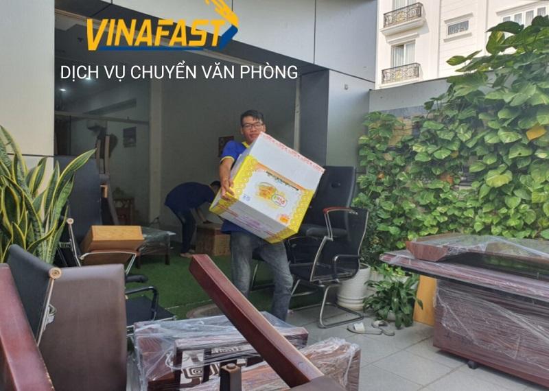 VinaFast đơn vị chuyển văn phòng uy tín