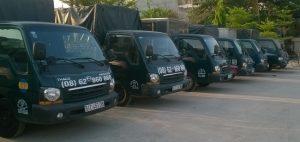 Thành Phương là một trong những đơn vị cung cấp dịch vụ thuê xe tải nhanh nhất, giá rẻ uy tín hàng đầu TPHCM